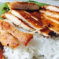 健身食谱之无油香煎鸡胸肉【微博偷师的】【超嫩】的做法图解10