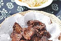 解馋小食儿——麻辣牛肉干的做法