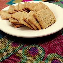 香葱苏打饼干
