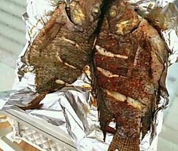 家庭版烤箱罗非鱼的做法