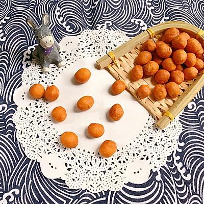 香脆怀旧小零食——鱼皮花生豆