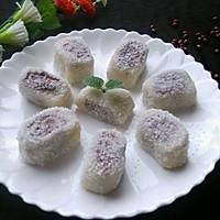 红豆沙椰蓉糯米卷的做法图解12