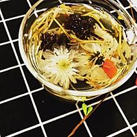 清肝平火茶