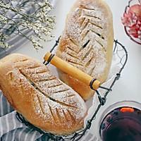 麻薯蔓越莓全麦软欧面包的做法图解13