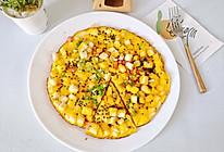#憋在家里吃什么#馒头鸡蛋煎饼,宅在家里也要好好吃早餐!的做法