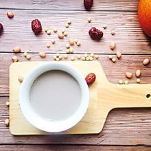 #秋天怎么吃#红枣五谷豆浆