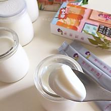 #糖小朵甜蜜控糖秘籍#自制低卡酸奶