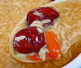 酒酿红糖蛋花汤#今天吃什么#的做法