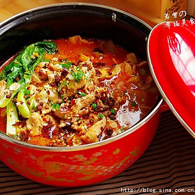 香辣勁爽的水煮肉片超鮮嫩秘法【家樂上菜,家常有味】