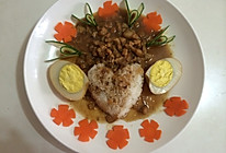 爱❤️台湾肉燥饭#豆果魔兽季部落#的做法