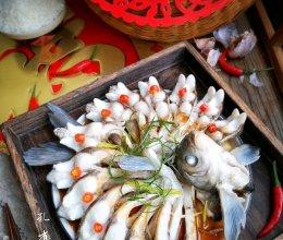 无鱼不成席,年夜饭如何做出既美味又好看的鱼,看这里就对了!的做法