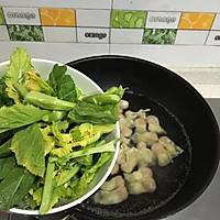 马蹄鲜肉小馄饨#急速早餐#的做法图解6