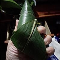 菜鸟也能包粽子:五香鲜肉粽的做法图解9