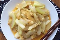 葫芦炒榨菜的做法