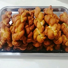 牛奶蜂蜜麻花