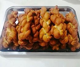 牛奶蜂蜜麻花的做法