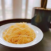 清炒土豆丝—香脆又可口的做法图解10