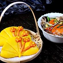 荷叶饼&大白菜炖海鲜#kitchenAid的美食故事#