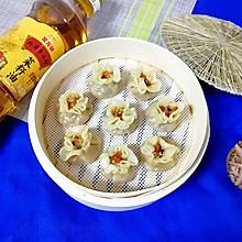 腊肉香菇糯米烧麦#金龙鱼外婆乡小榨菜籽油 我要上春碗#