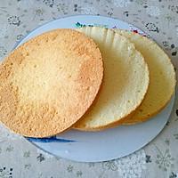唯美芒果蛋糕#520,美食撩动TA的心!#的做法图解2