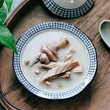 #洗手作羹汤#暖胃滋补汤: 胡椒猪肚鸡汤  熬出奶白汤的技巧