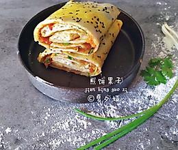 小麦煎饼馃子(附手工甜面酱方子)的做法