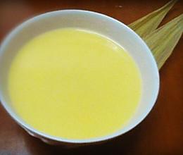 糯米玉米浆的做法