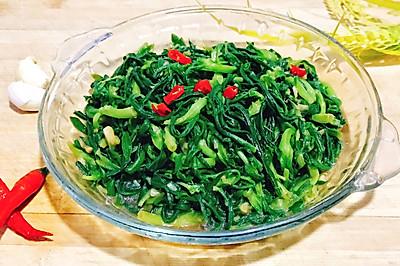 清炒面条菜