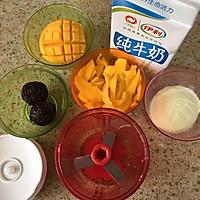 经典港式甜品一一芒果黑糯米甜甜的做法图解3