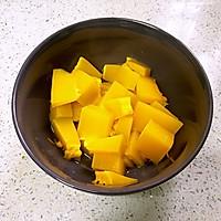 蟹黄豆腐南瓜羹#给老爸做道菜#的做法图解6