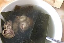 小肠海带汤的做法