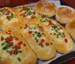 #奈特兰草饲营养美味#肉松面包的做法