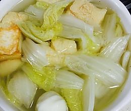 小清新娃娃蔬菜汤的做法