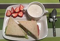快手营养早餐#急速早餐#的做法