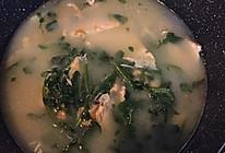 三文鱼骨西洋菜汤的做法
