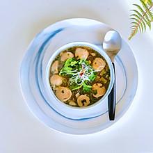 牛肉丸粉丝汤