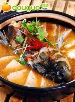 带鱼烧日本豆腐的做法