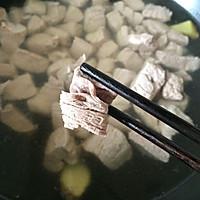 超详细的面包机版自制肉松的做法图解7