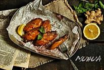 柠檬姜蓉蜂蜜烤鸡翅#初夏搜食#的做法