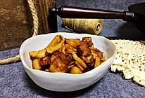 油腐乳红烧肉炖豆结的做法