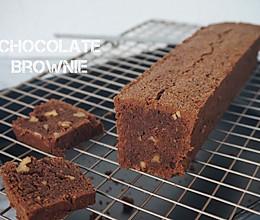 布朗尼蛋糕的做法