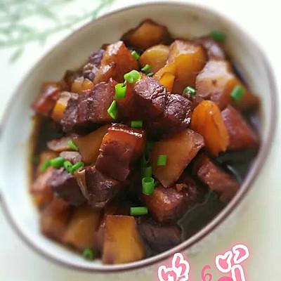 秘制红烧肉(花雕酒版)