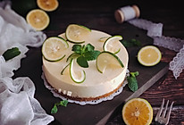 柠檬榴梿冻芝士蛋糕的做法