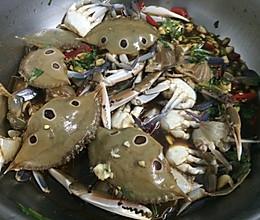 生腌螃蟹的做法