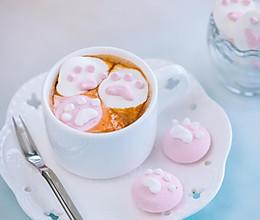 猫爪棉花糖的做法