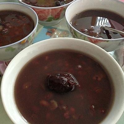 红豆薏米红枣汤