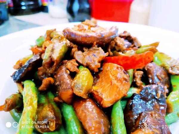 李氏香菇烧芸豆