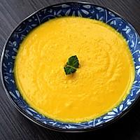深秋暖汤--南瓜浓汤的做法图解5