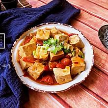 素版麻婆豆腐#金龙鱼外婆乡小榨菜籽油 最强家乡菜#
