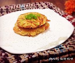 香煎虾饼的做法